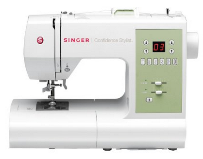 SINGER 7467S review