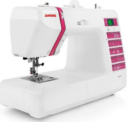 Janome DC2011 Review