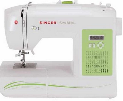 Singer 5400 review