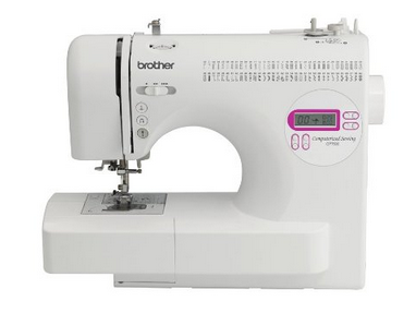 Brother CP-7500 Review
