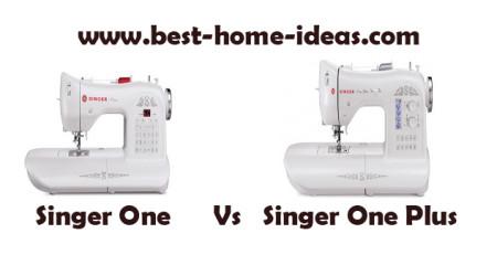 Singer One Vs Singer One Plus