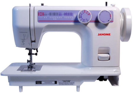 Janome 712T Review