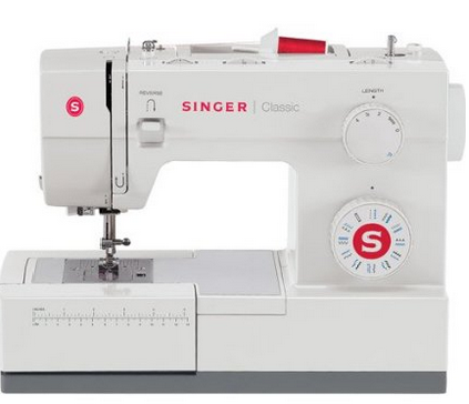 Singer 44S review