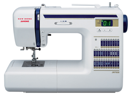 Janome JW7630 Review