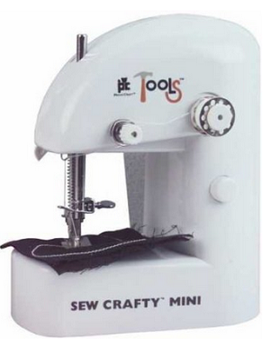 Sew Crafty Mini Sewing Machine review
