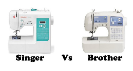 Singer Vs Brother Sewing Machines