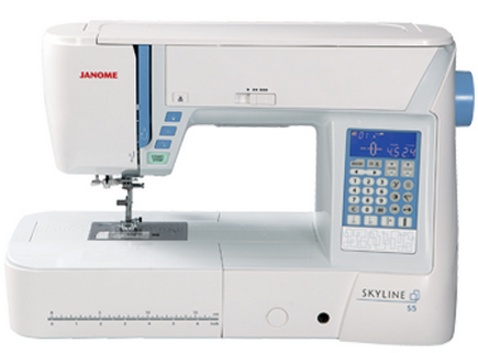 janome Skyline S5 review