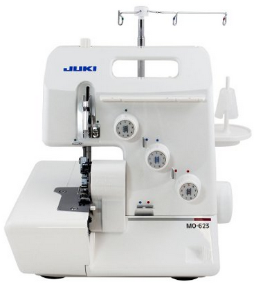 Juki MO-623 Review