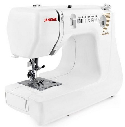 Janome Jem Gold 660 Review