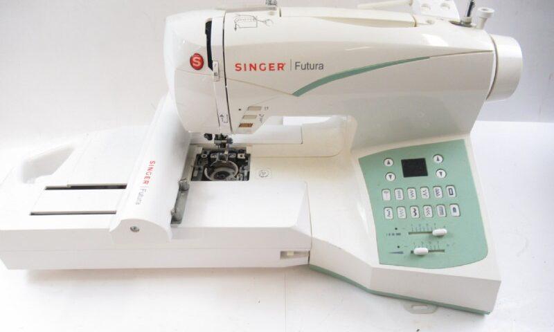 SINGER Futura CE-250 Review