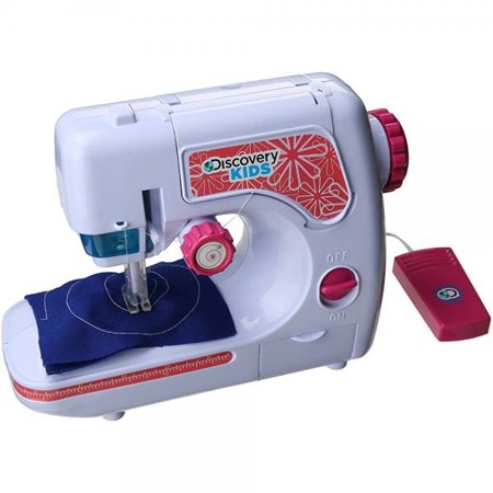 NKOK Discovery Kids Chainstitch Sewing Machine Review