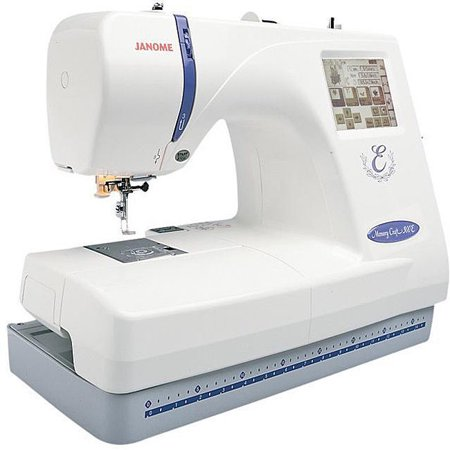 Janome Memory Craft 300E Review