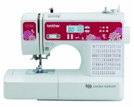 Brother Laura Ashley Limited Edition CX155LA Review