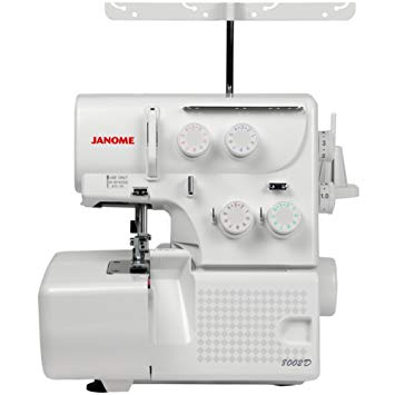 Janome 8002D Serger Review