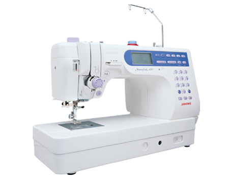 Janome 6500P Review