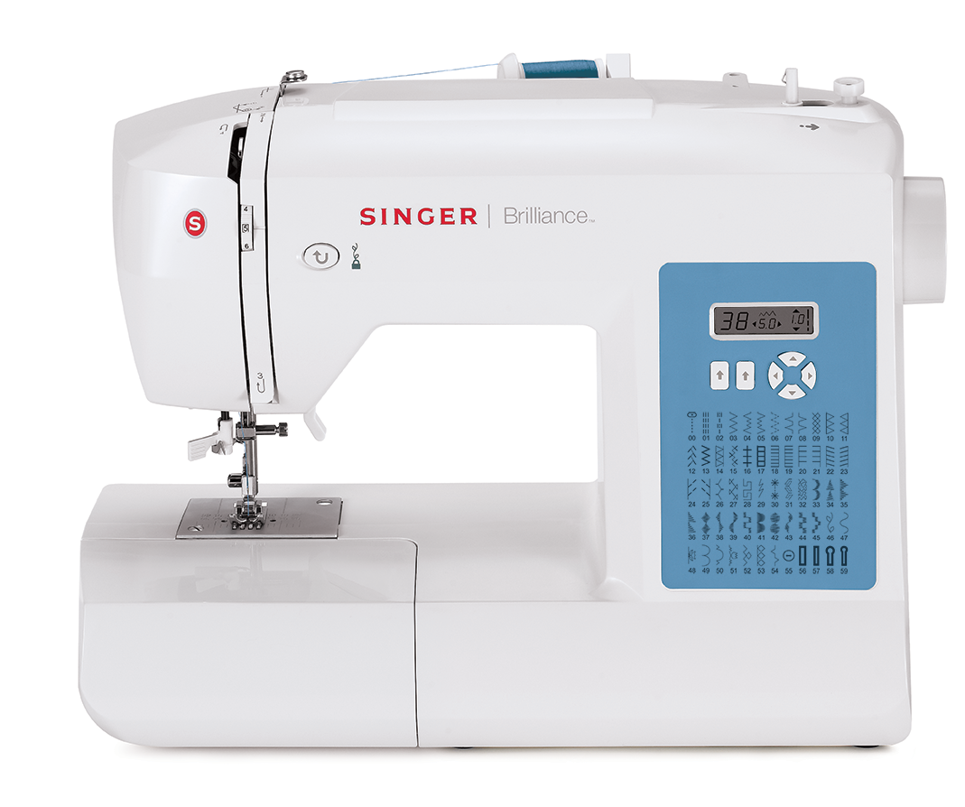 SINGER 6160 Review