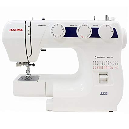 Janome 2222 Review