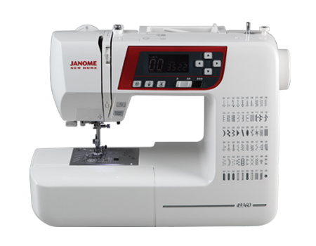 Janome New Home 49360 Review