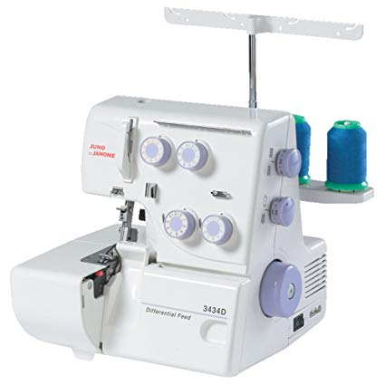 Janome 3434D Serger Review