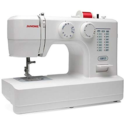 Janome 5812 Review