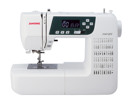 Janome 3160 QDC Review