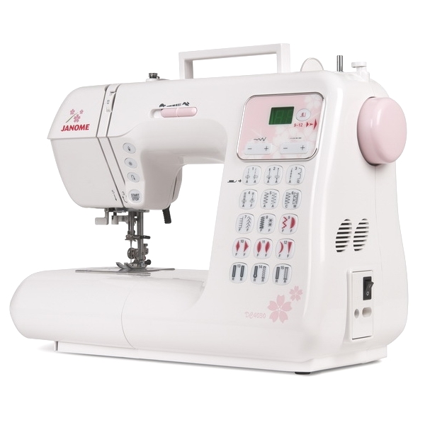 Janome DC4030 Review