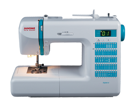 Janome DC2013 Review