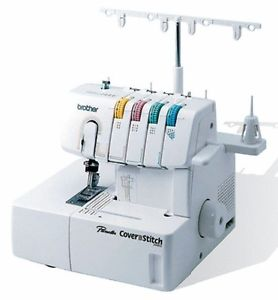 Brother 2340CV Serger Cover Stitch Review
