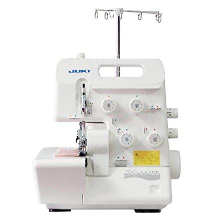 JUKI MO654DE Review