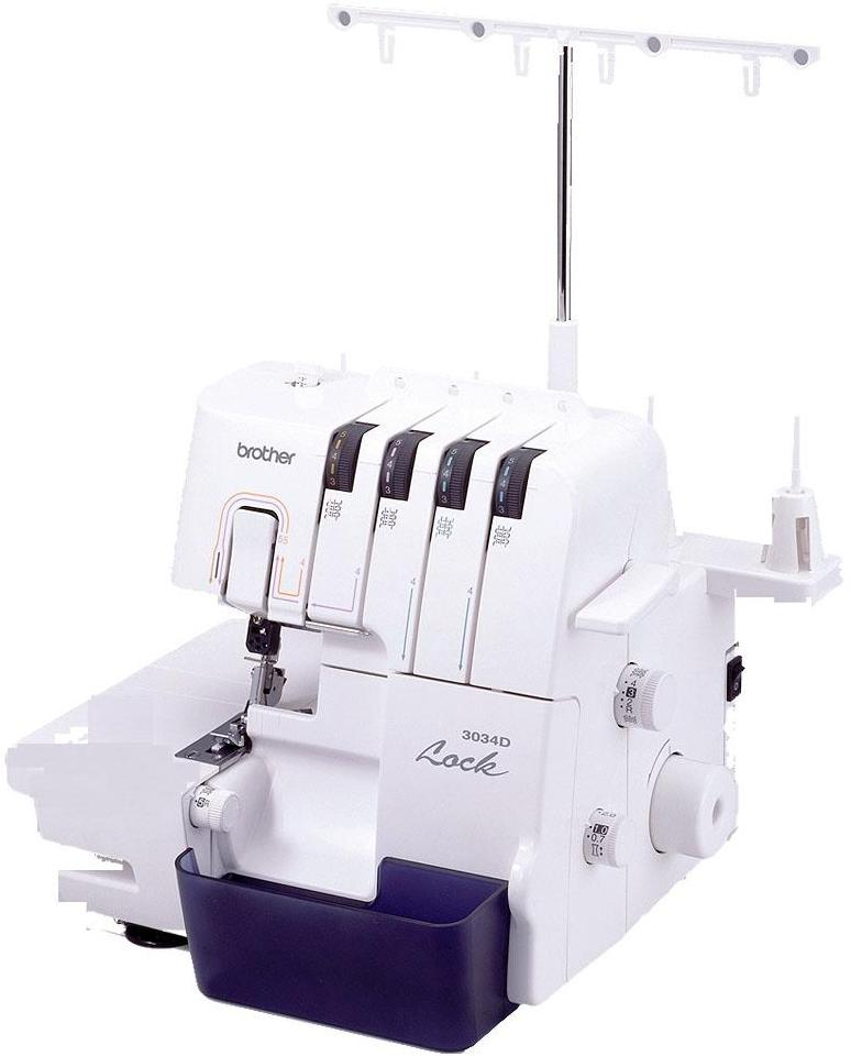 Brother 3034D Serger Review