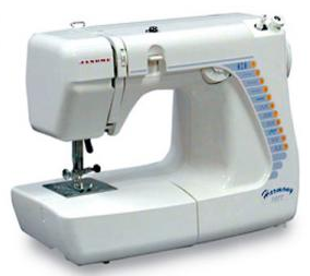 Janome 1017 Review
