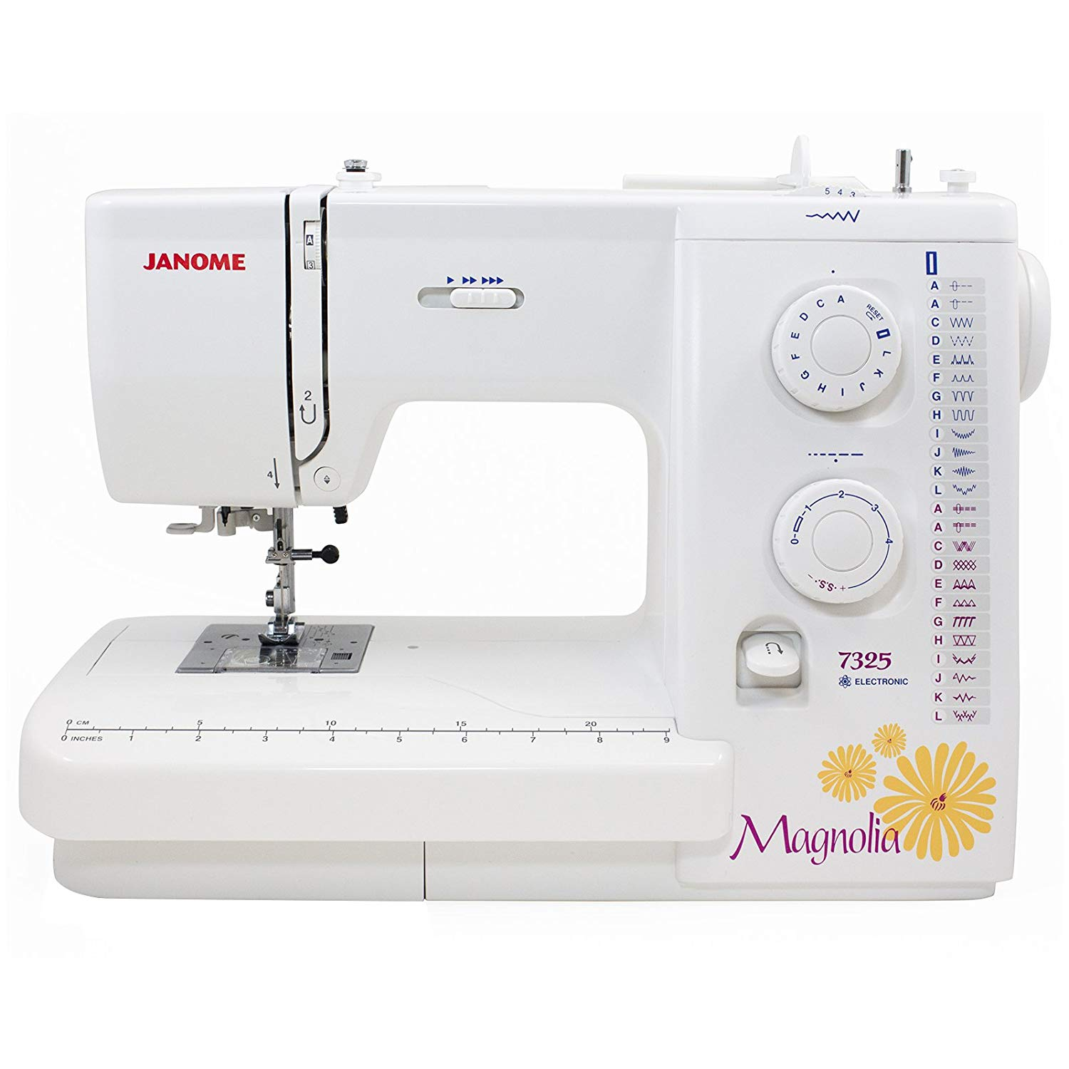 Janome 7325 Review