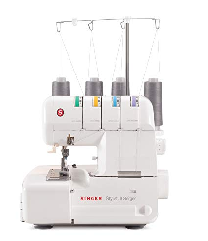 SINGER 14J250 Stylist II Serger Review