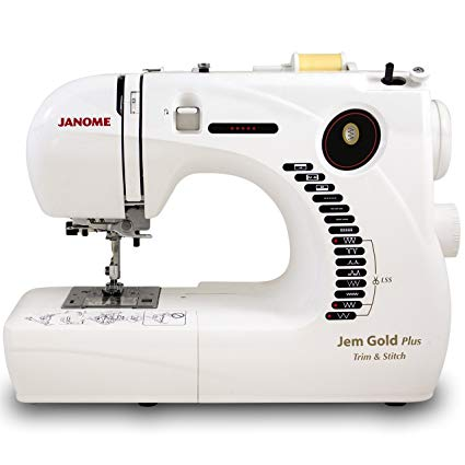 Janome Jem Gold Plus Review