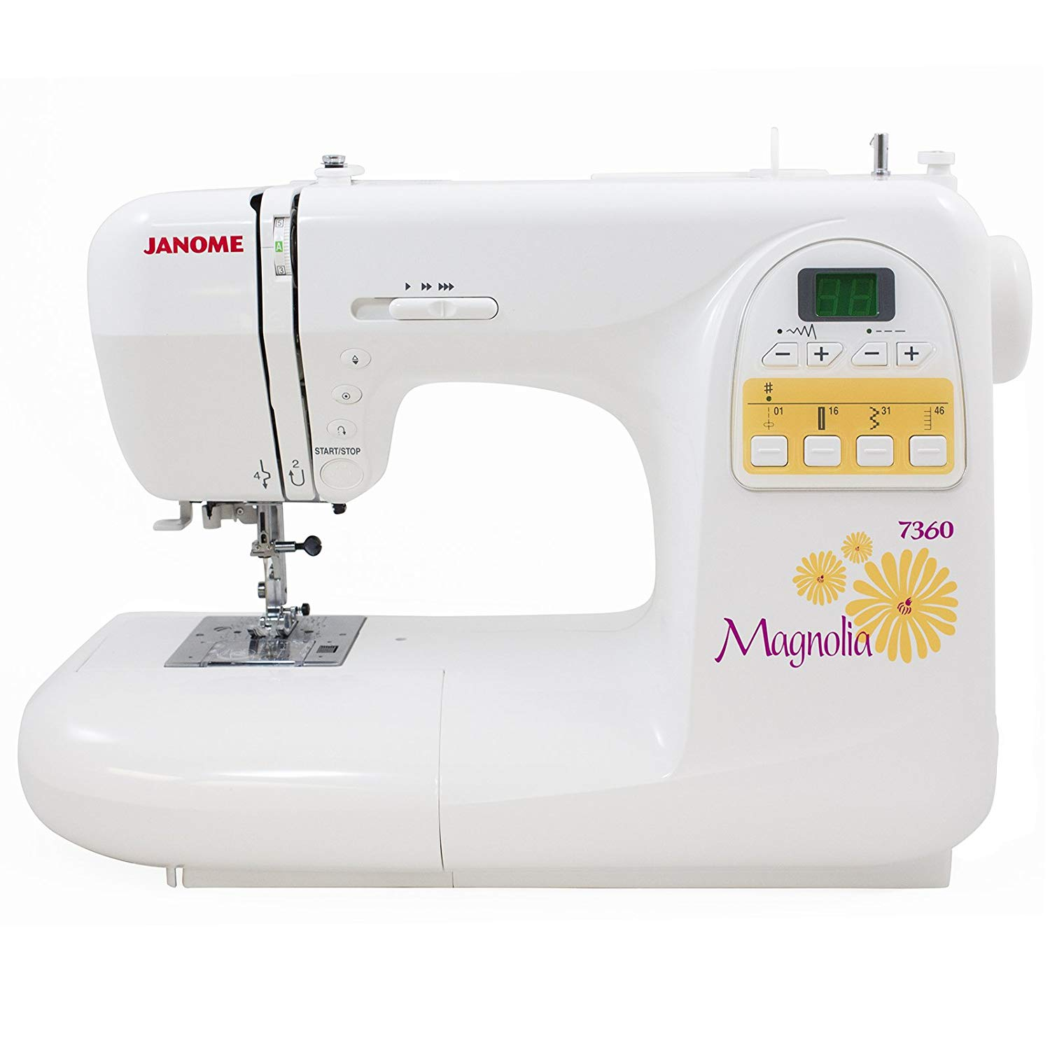 Janome 7360 Review