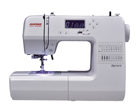 Janome DC1018 Review
