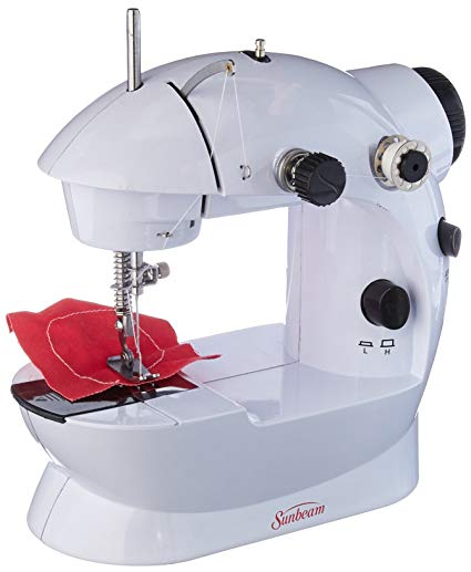Sunbeam SB08K Mini Sewing Machine Review