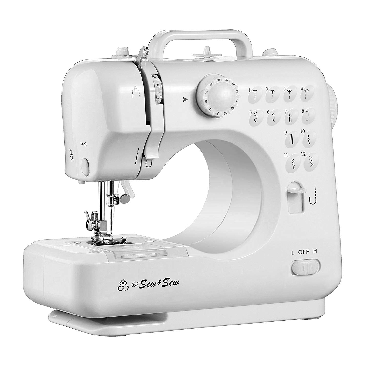 Top 6 Best Mini Sewing Machines In U.S