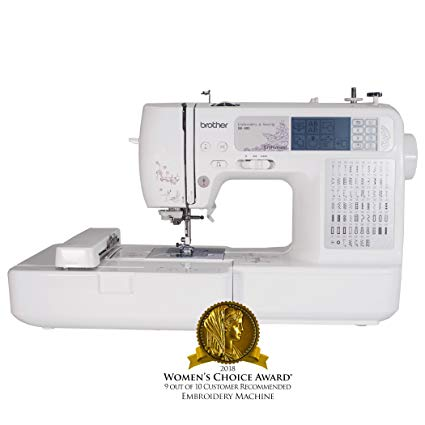 2 Best Brother Sewing And Embroidery Machines For Home