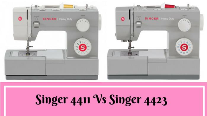 Singer 40 Vs 40 Sewing Machine Review Adorable Singer 4423 Heavy Duty Sewing Machine