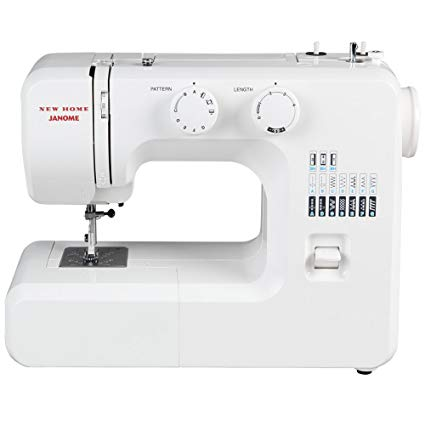 Janome 41012 Review