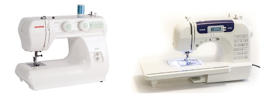 Janome Vs Brother – Who Makes The Best Sewing Machines ?