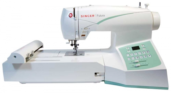 SINGER Futura CE-250 Review