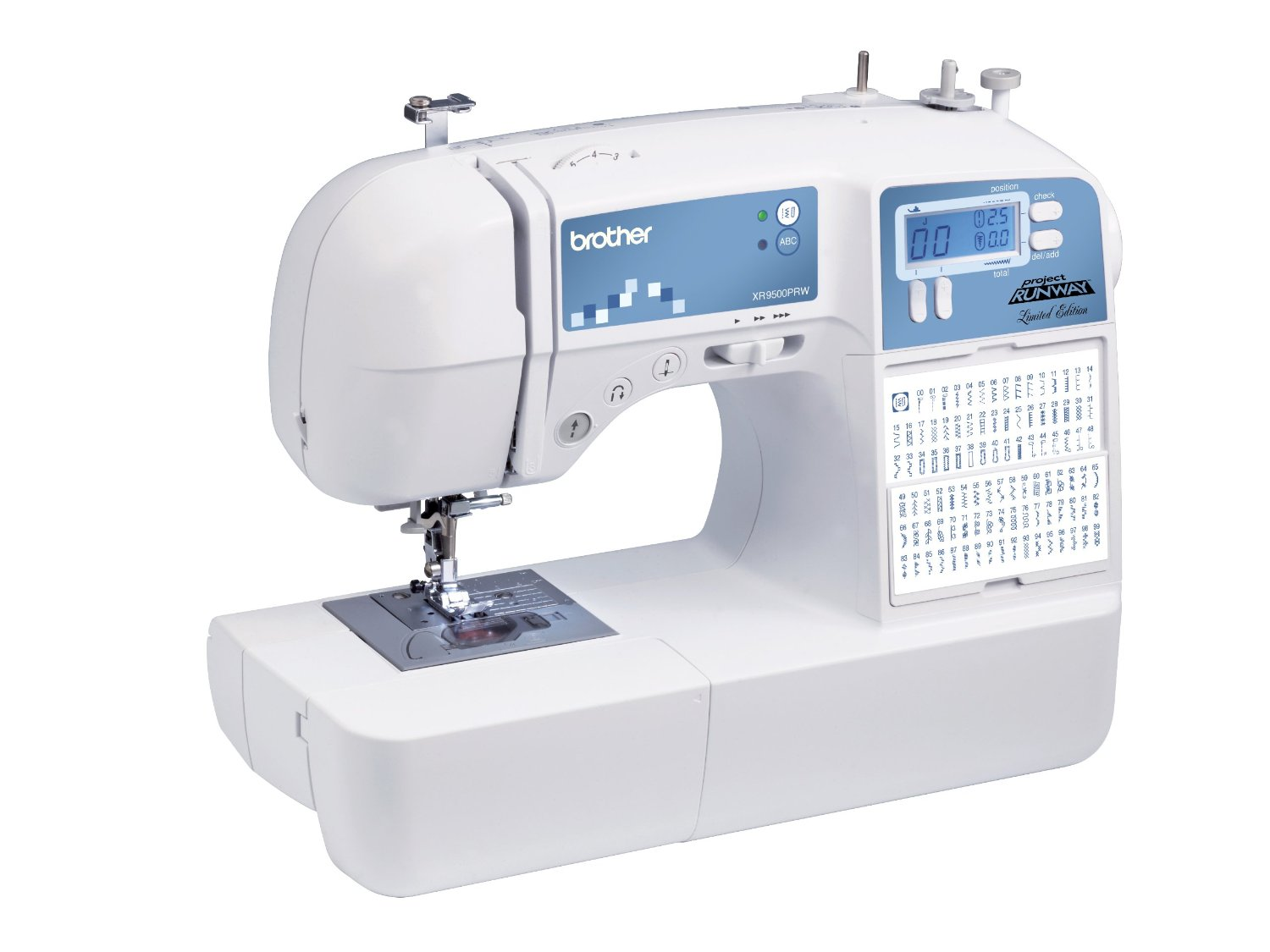 Brother XR9500PRW Sewing Machine Review