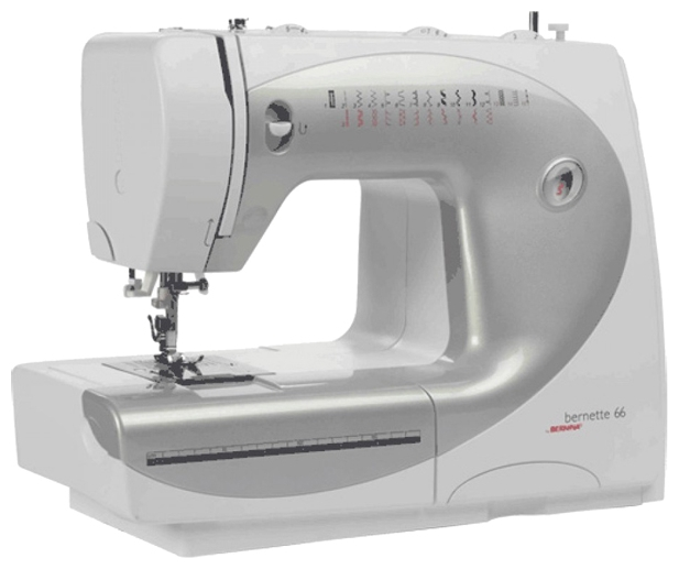Bernina Bernette 66 Review
