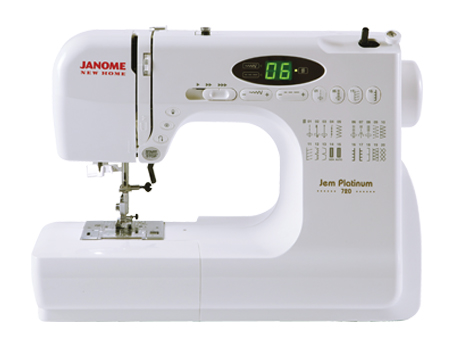 Janome JNH 720 Review