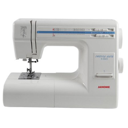 Janome School Mate S-3023 Review