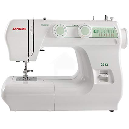 Janome 2212 Review – Reliable Sewing Machine For Beginners