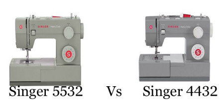 Singer 5532 Vs 4432 – Detailed Comparison