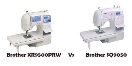 Brother XR9500PRW Vs Brother SQ9050 – Detailed Comparison